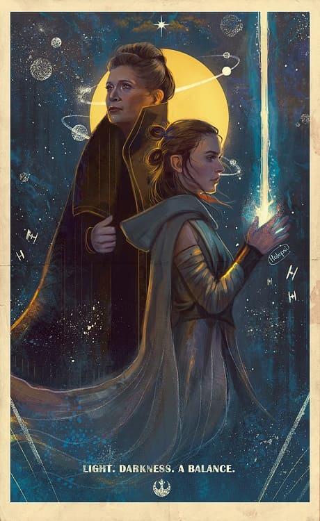 The Last Jedi poster 4.