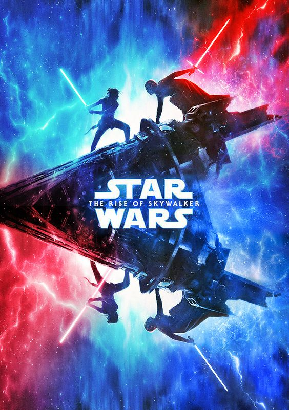 The Rise of Skywalker poster 1.