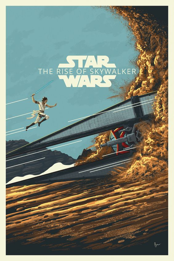 The Rise of Skywalker poster 2.