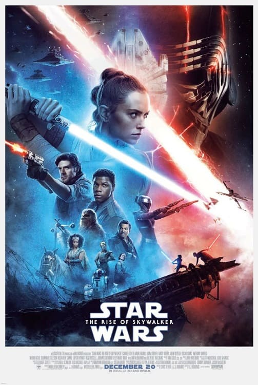The Rise of Skywalker poster 4.