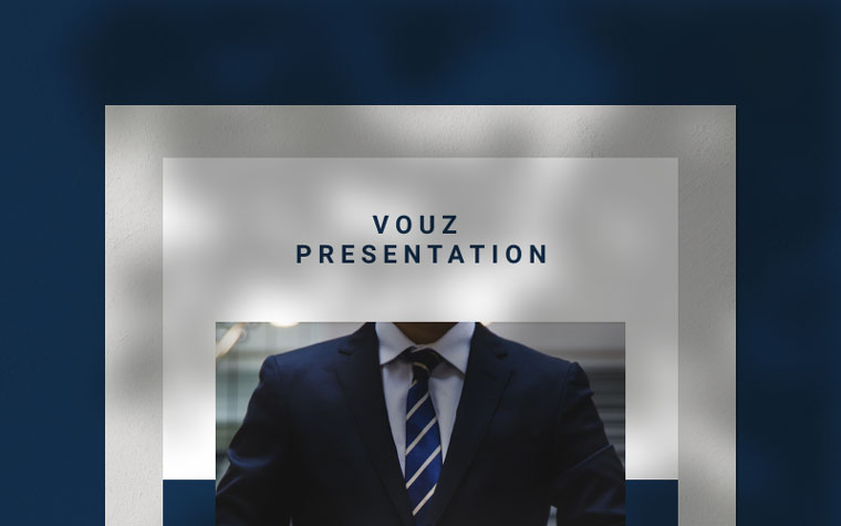 VOUZ PowerPoint Template.