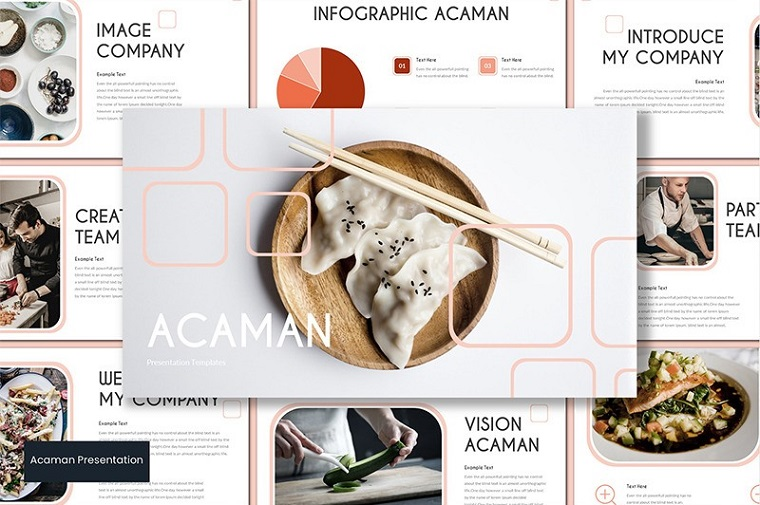 Top 10 Delicious Food Powerpoint Templates 2020