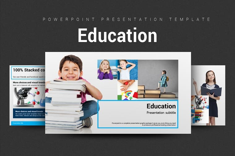 Education PowerPoint Template
