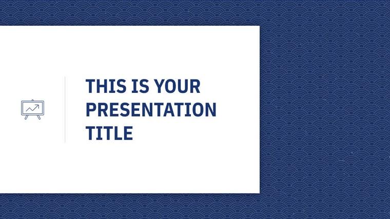 Octavia presentation template