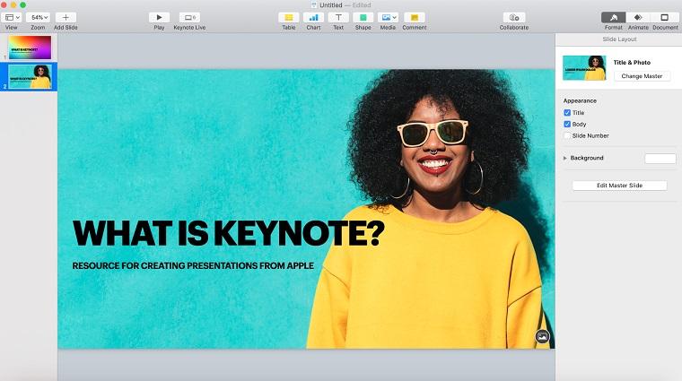 What is Keynote?