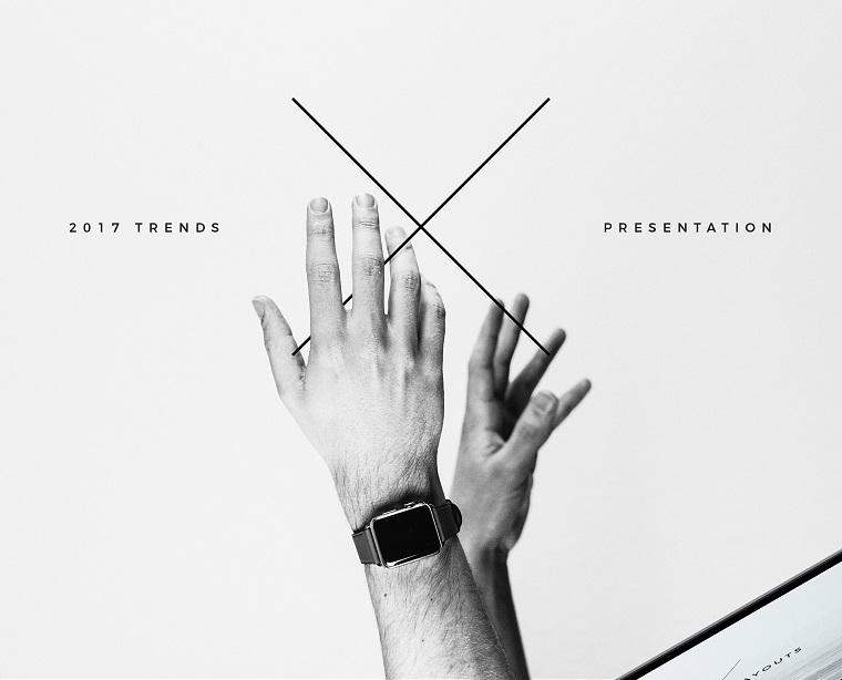 X - Free PowerPoint & Keynote Template