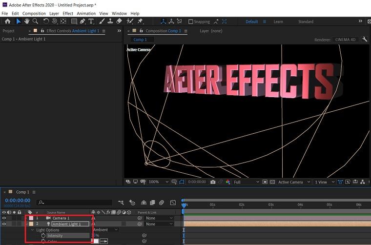 3D effect14.