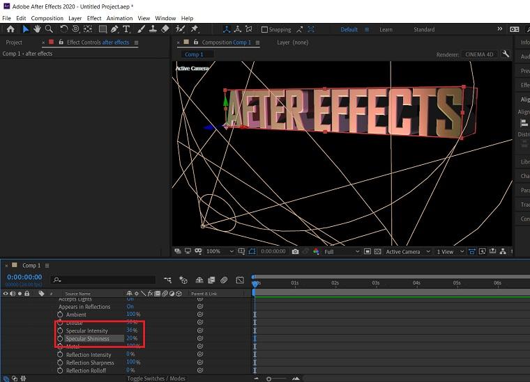 3D effect16.