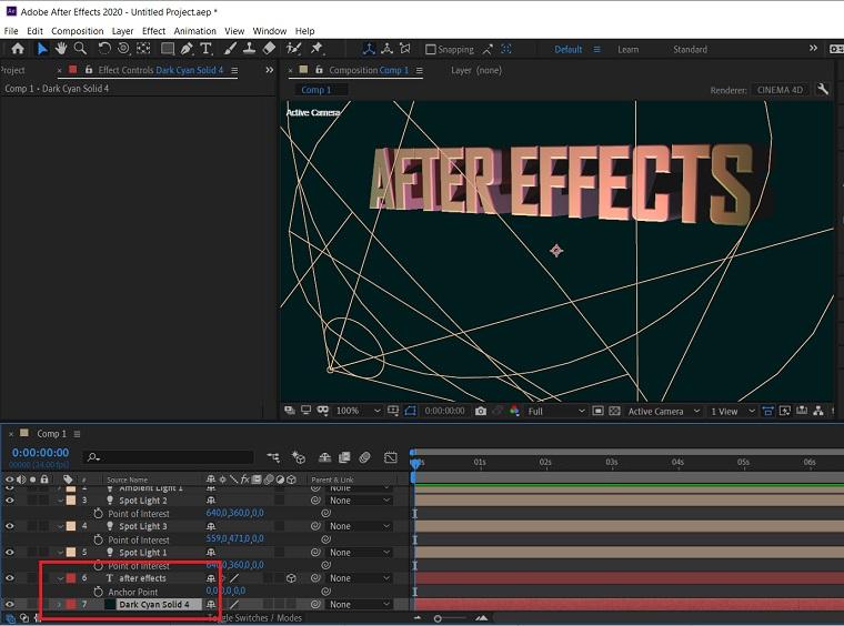 3D effect17.