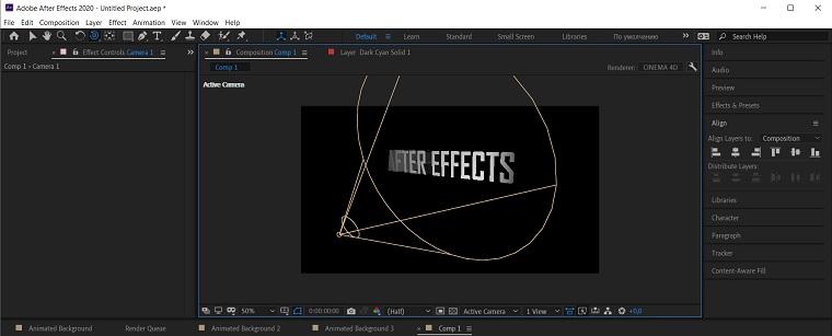 3D effect7.