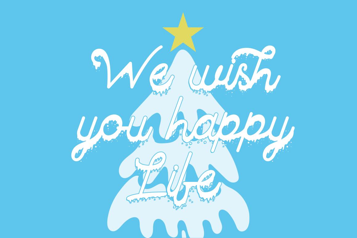 Southea Christmas Font