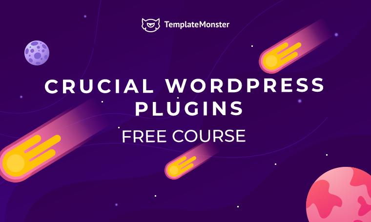 wordpress plugins free course