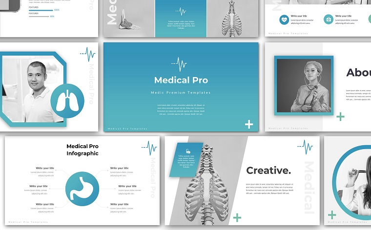 Medical Pro PowerPoint Template