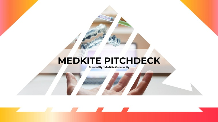 Medkite - Creative Medical PowerPoint Template