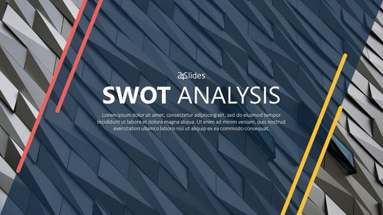SWOT Analysis Presentation Templates