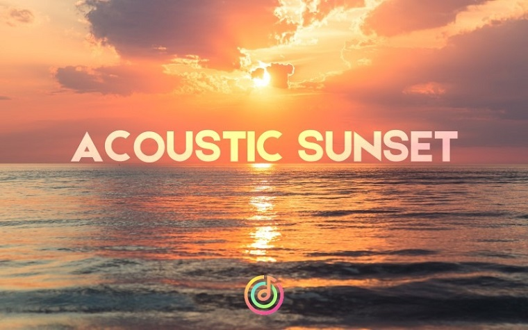 Acoustic Sunset Stock Music.
