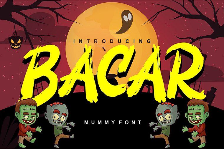 Bacar Font