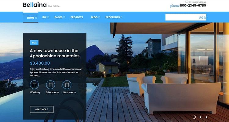 belania real estate clasified ads website-min