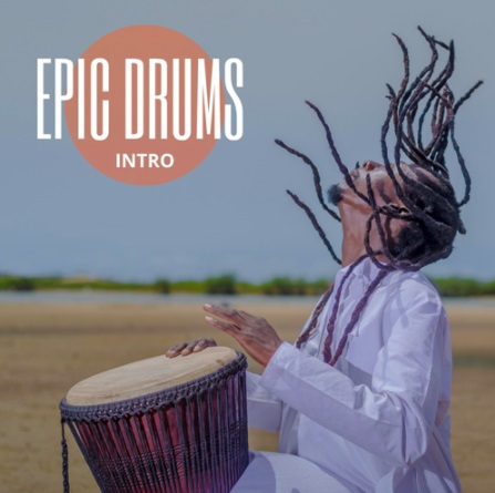 Epic Drums Intro Stock Music.