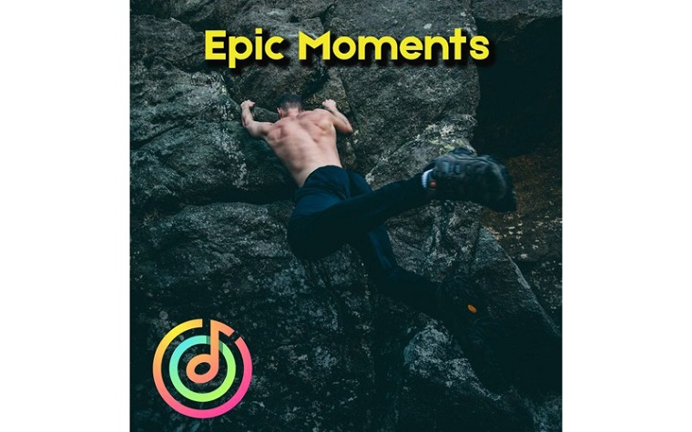 Epic Moments Stock Music.