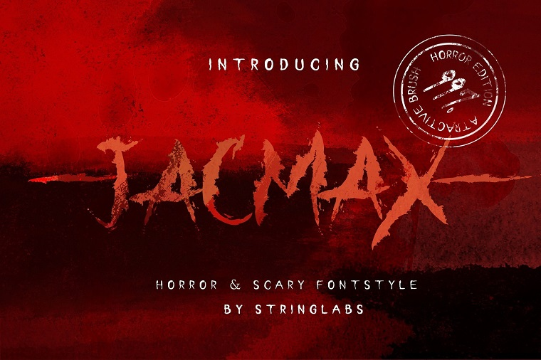 Jacmax Font