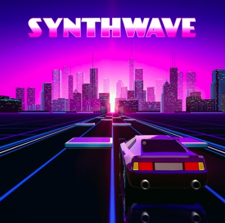 Synthwave Stock Music.
