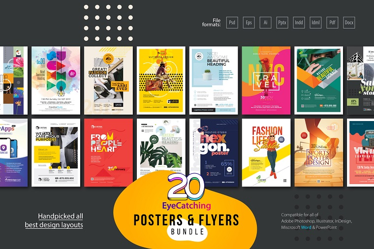 Eye-Catching Flyer Pack