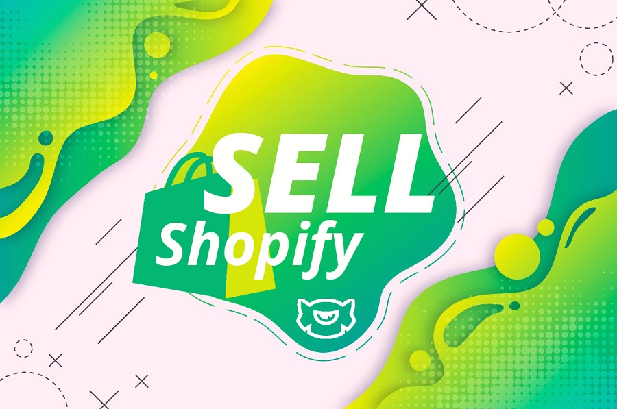 Start Selling Shopify themes.