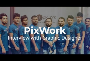 PixWork Graphic Designer- Interview with TemplateMonster Author
