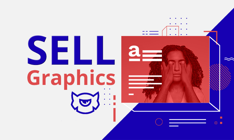 Sell Graphic Design Online - Add Your Products to TemplateMonster.