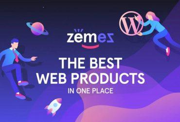 Meet ZEMEZ – Top-Performing TemplateMonster Marketplace Author