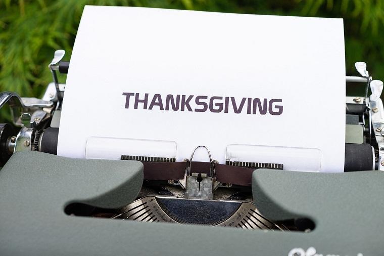 Thanksgiving Day Scenario Example.