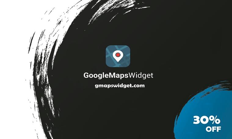 WebFactory - Google Maps Widget.