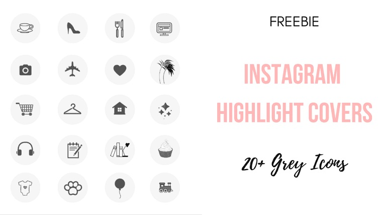 nstagram highlight covers.