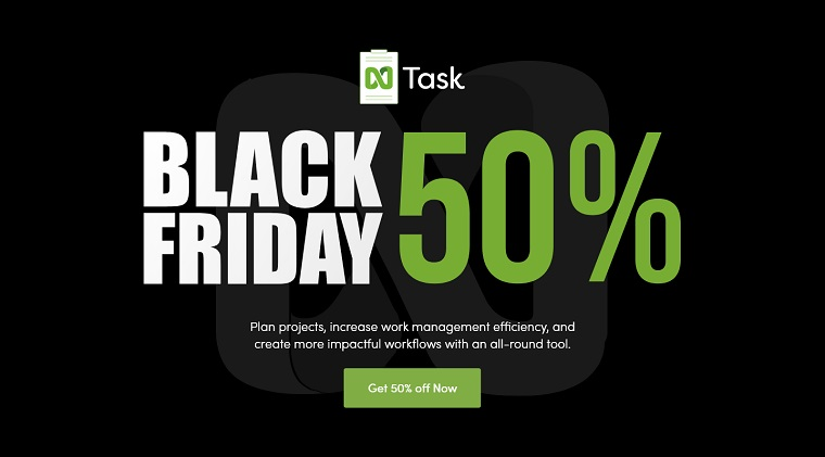 nTask Digital Black Friday Deals