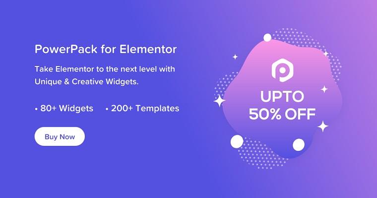 PowerPack for Elementor.