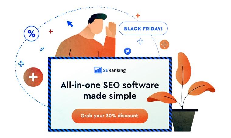 SE Ranking Digital Black Friday Deals