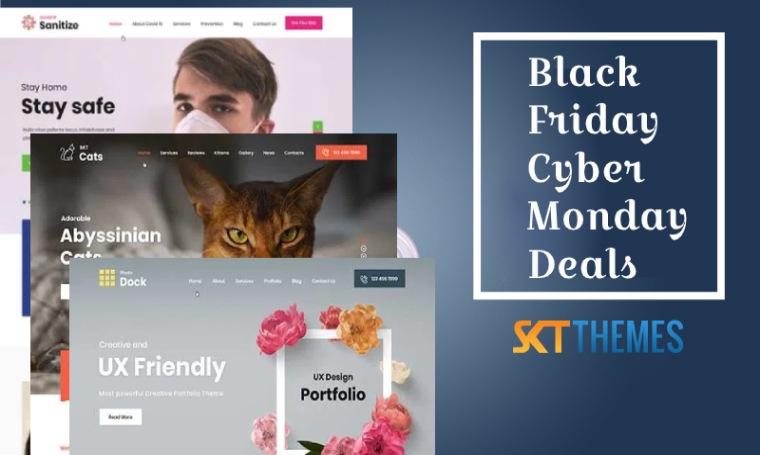 SKT Themes Digital Black Friday Deals