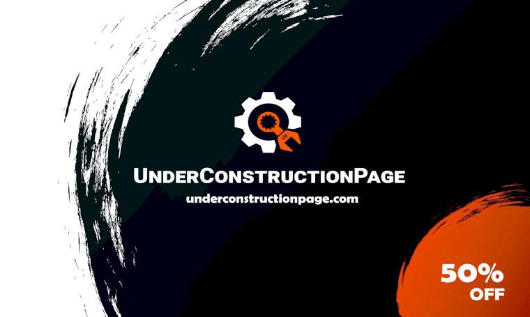WebFactory UnderConstructionPage.