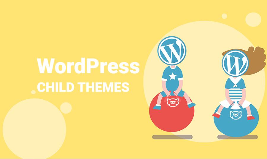 wordpresss child themes main image