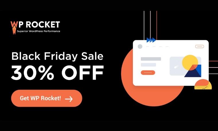 WP Rocket Digital Black Friday Deals
