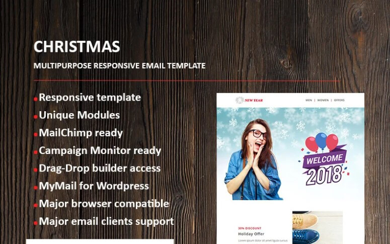 christmas newsletter templates