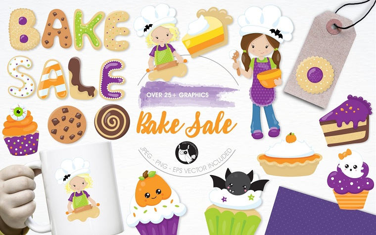 Amazing Bake Sale