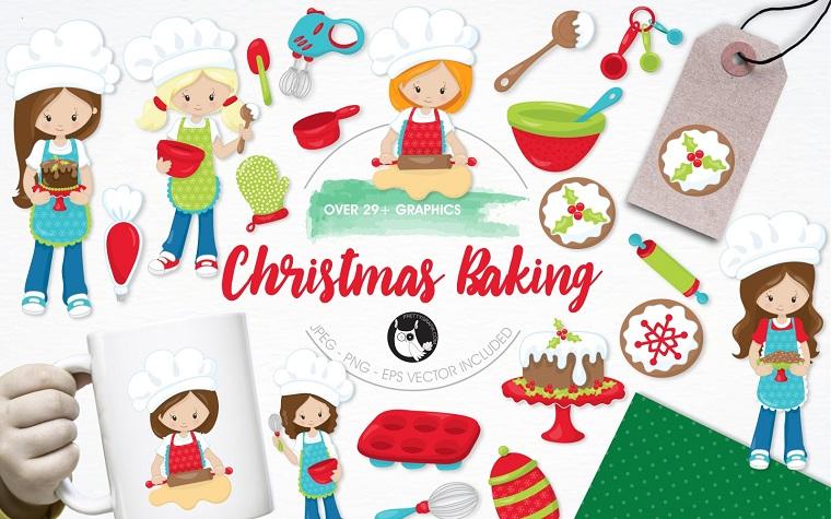 Eye-catching Christmas Baking