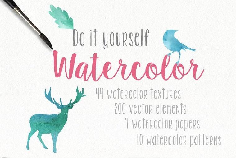 DIY Watercolor