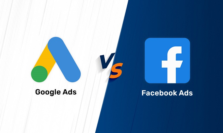 Google Ads and Facebook Ads.