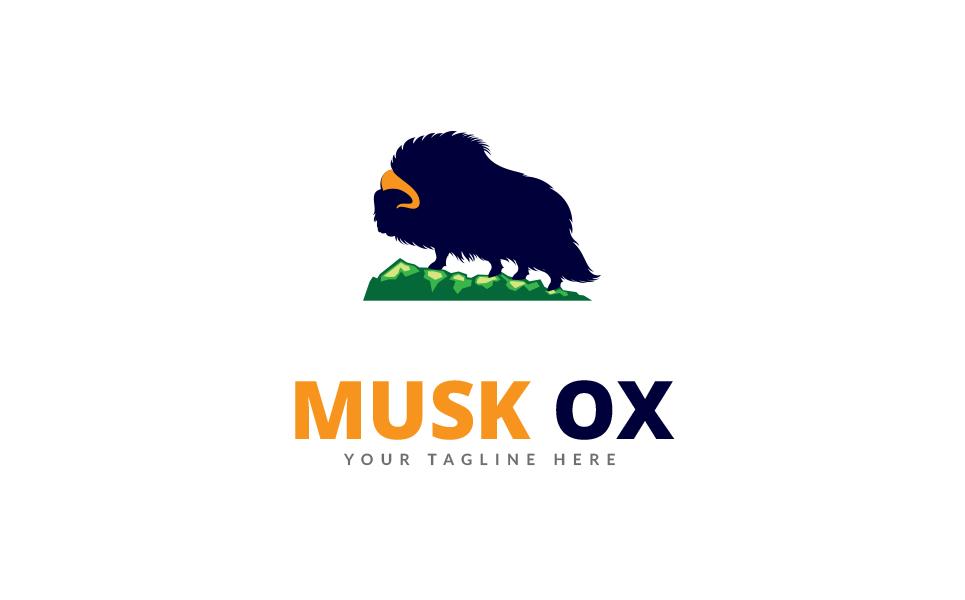 Musk Ox Logo