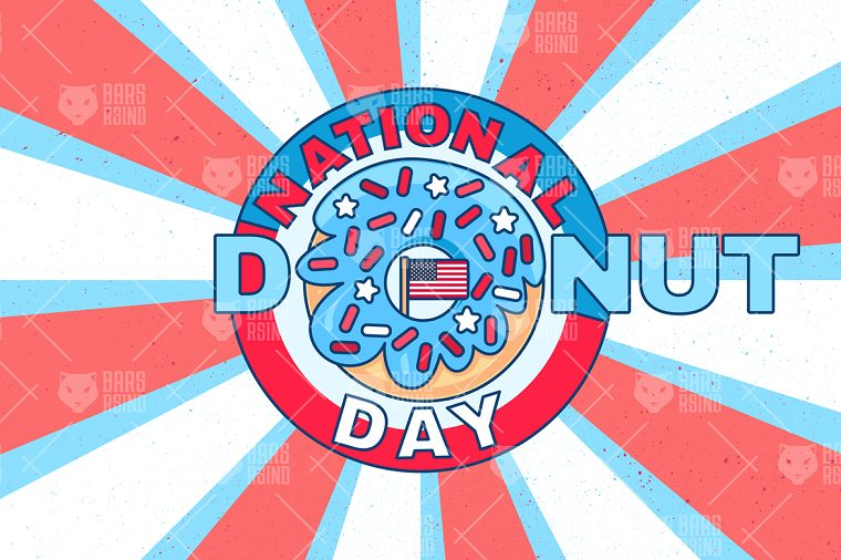 Spectacular National Donut Day