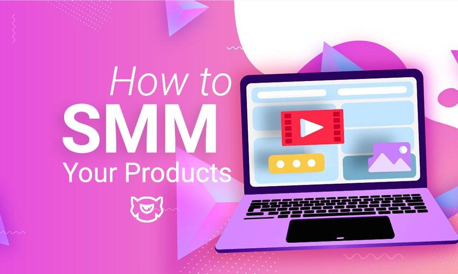 product social media marketing main image