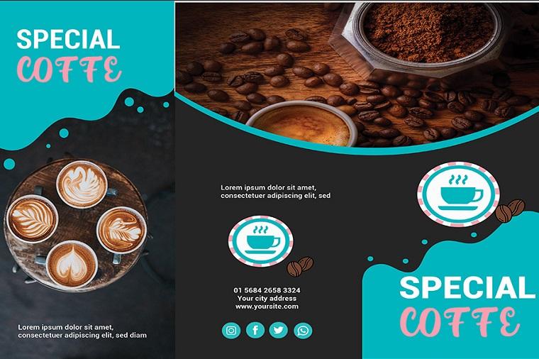 Elegant Special Coffee